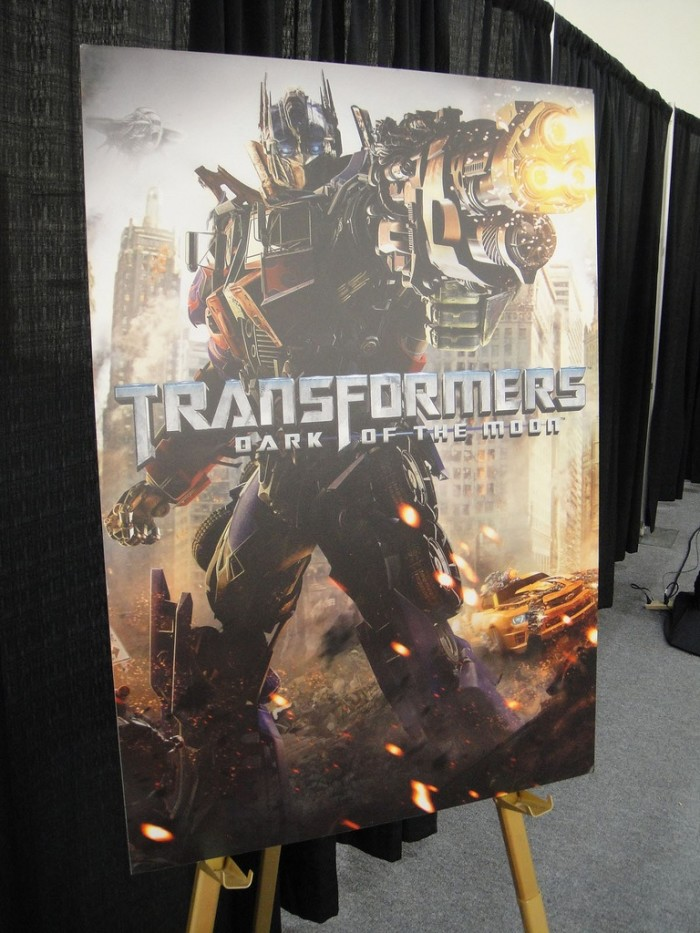 5. Transformers: Dark of the Moon (2011)