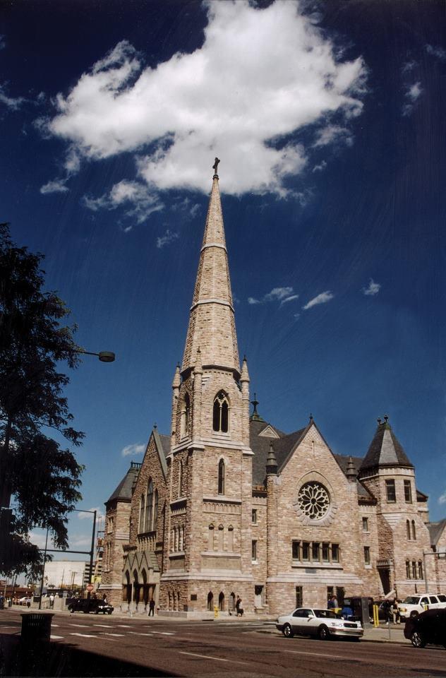 9) Trinity United Methodist Church (Denver)
