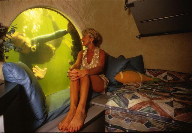 Jules' Undersea Lodge in Key Largo