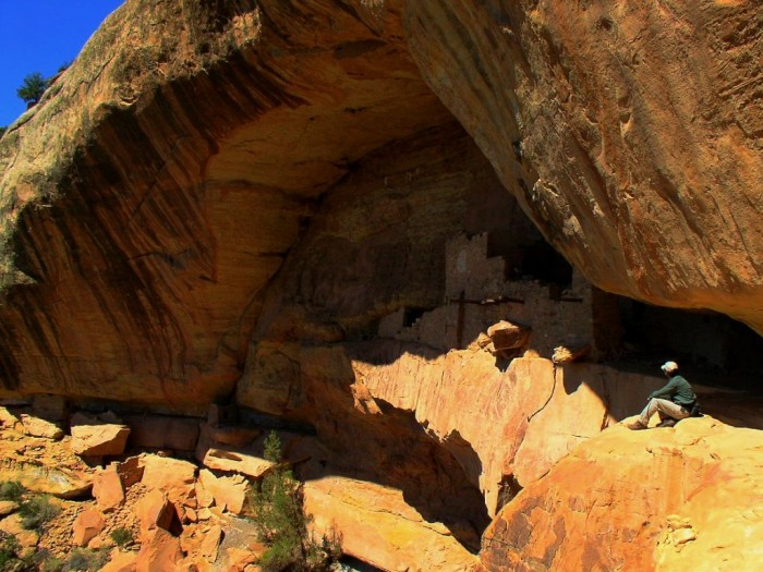 10.) Ute Mountain Tribal Park (Cortez)