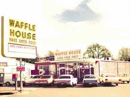 6. Waffle House Museum