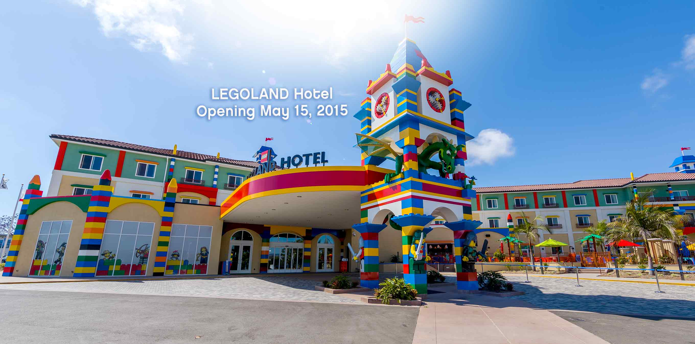Everything Is Awesome At LEGOLAND's New Hotel in Florida