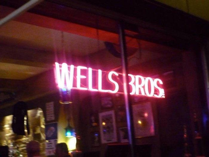 1. Wells Brothers Pizza (Racine). Serving up thin crust pies in a great atmosphere.