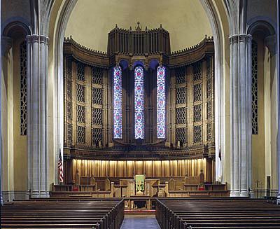 3. Centenary United Methodist Church, Winston-Salem