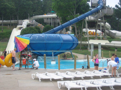 2. Wild River Country: Also located in North Little Rock, this popular family destination is Arkansas's largest water park and was established in 1985. Many Arkansas natives can remember fun summers as a child in the wave pool or bumping around on the Wild River Rapids!