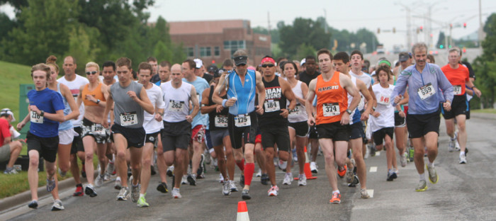 1.) The Athletic Dad: Father's Day Run (Overland Park)