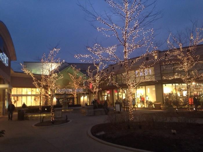 1.) Castleton Square Mall - Indianapolis