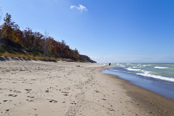 1) Indiana Dunes