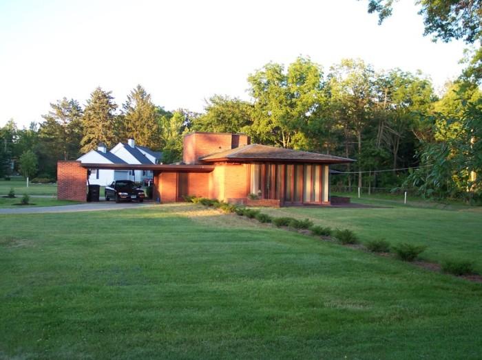 10. John D. Haynes House
