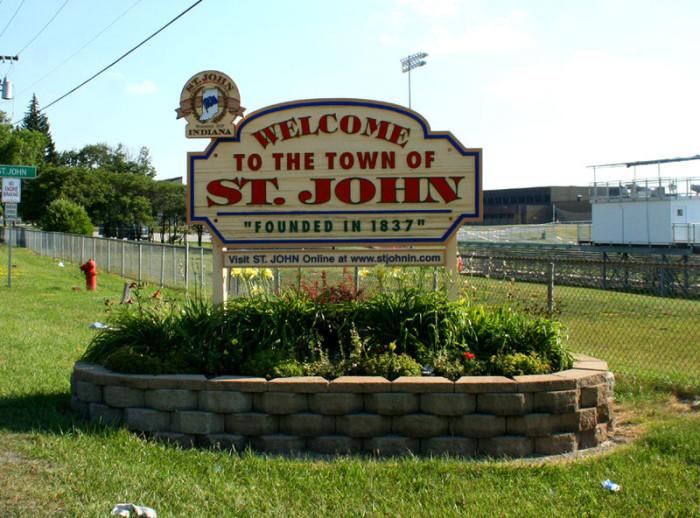 10. St. John