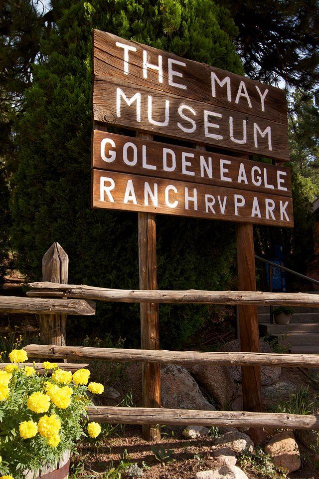 4.) May Natural History Museum (Colorado Springs)