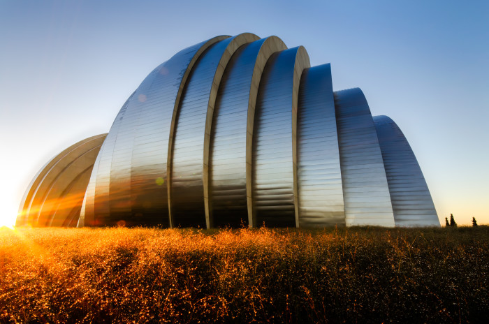 12) Kauffman Center