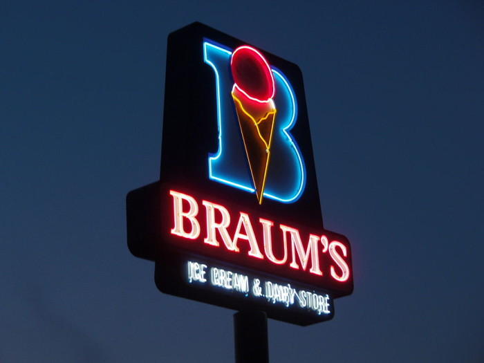 8.) Braum's (Various Locations)