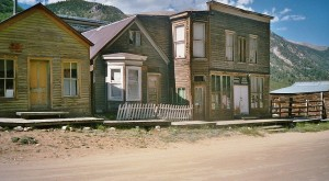 Visit These 5 Creepy Ghost Towns In Colorado At Your Own Risk