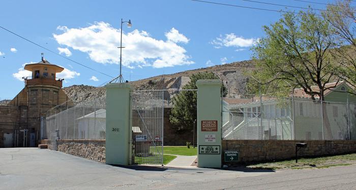 1.) Museum of Colorado Prisons (Canon City)