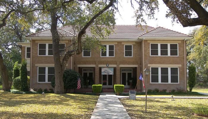 4) John Nance Garner House (Uvalde)