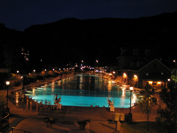 2.) Glenwood Springs