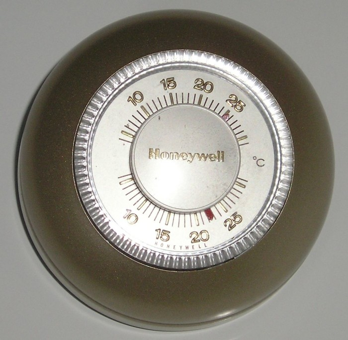 13 The furnace thermostat! Thanks Honeywell!