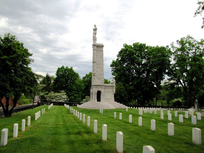 11) Knoxville National Cemetery - Knoxville