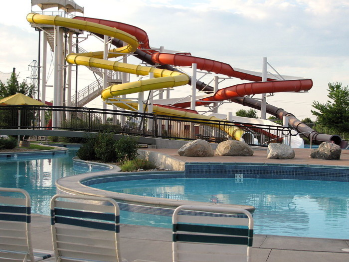 1.) Pirate's Cove Family Aquatic Center (Littleton)