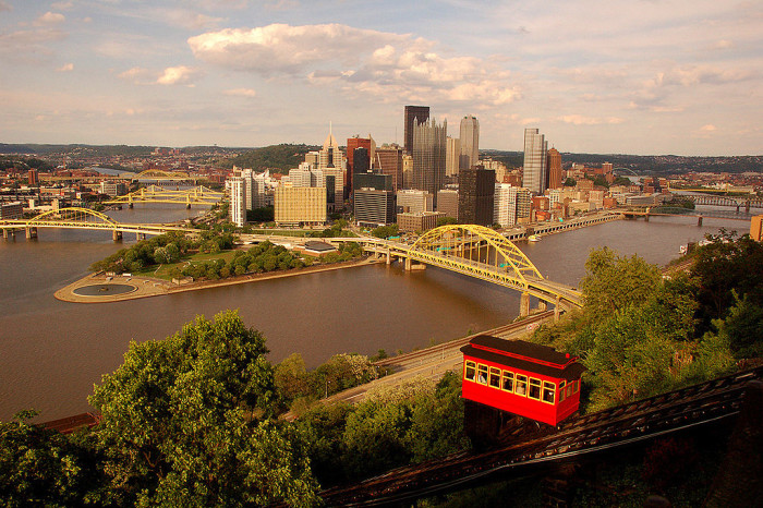 best places to live in pittsburgh area