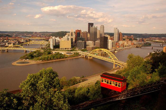 3. Pittsburgh