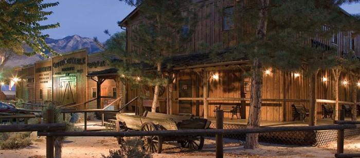 8) Prairie Schooner Steak House, Ogden