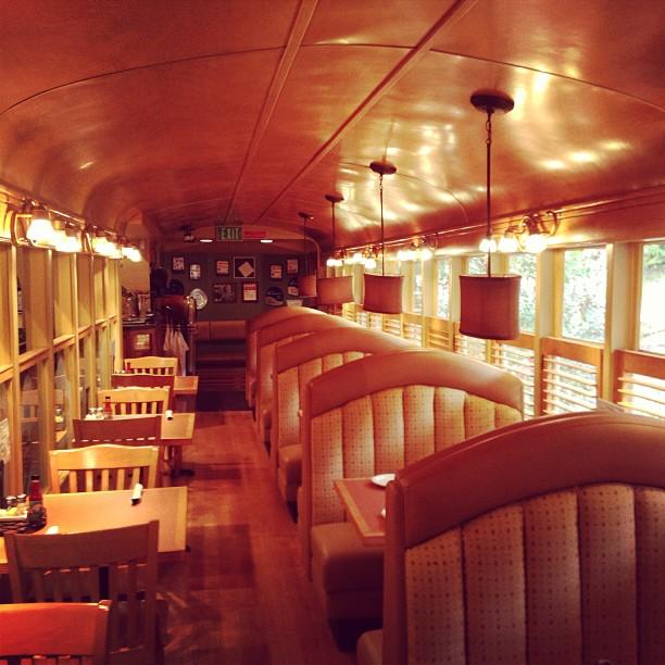 3) Ruth's Diner, Emigration Cayon