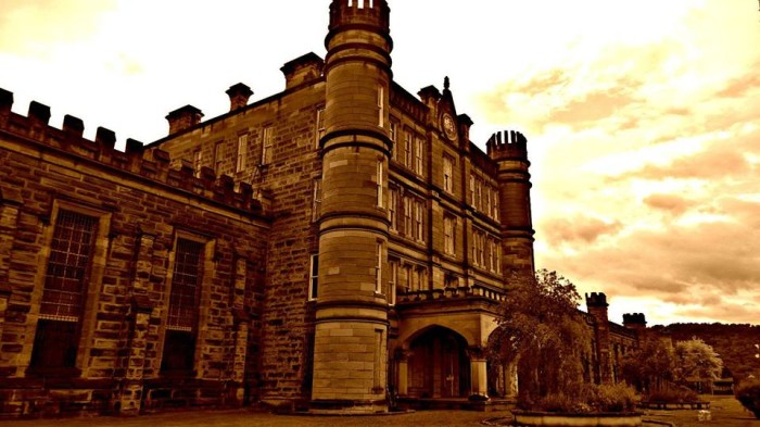 8. The ghosts of the West Virginia Penitentiary