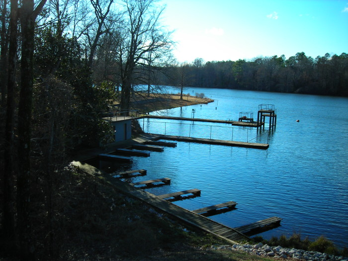 10. Wall Doxey State Park, Holly Springs