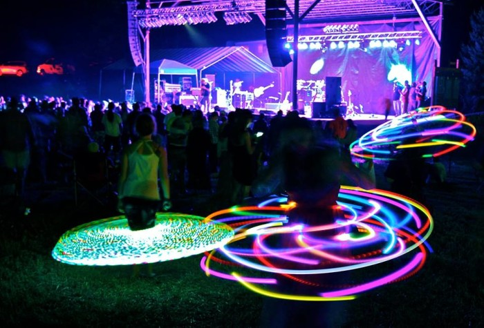 1. The Mountain Music Festival In Fayetteville.