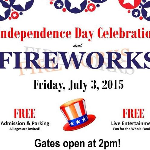 10. Jefferson County's Independence Day Celebration and fireworks
