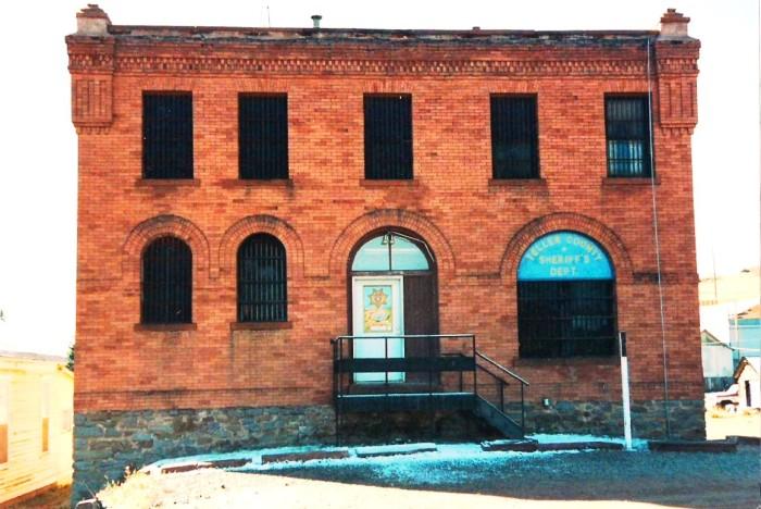 3.) Outlaws & Law Men Jail Museum (Cripple Creek)