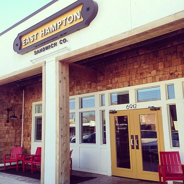 9) East Hampton Sandwich Co (Dallas, Plano, Fort Worth)