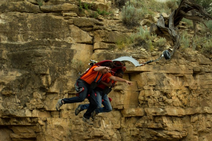 7.) Dive off a 200-foot cliff at the Cave of the Winds