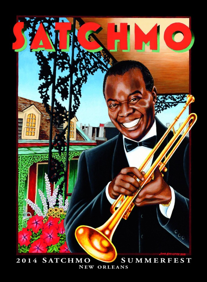 5) Go to Satchmo Summer Fest