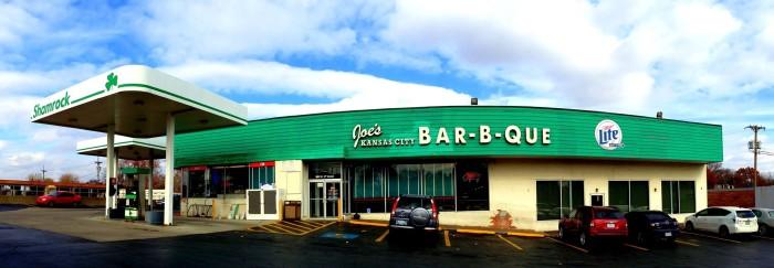 1.) Joe's Kansas City Bar-B-Que (Kansas City)