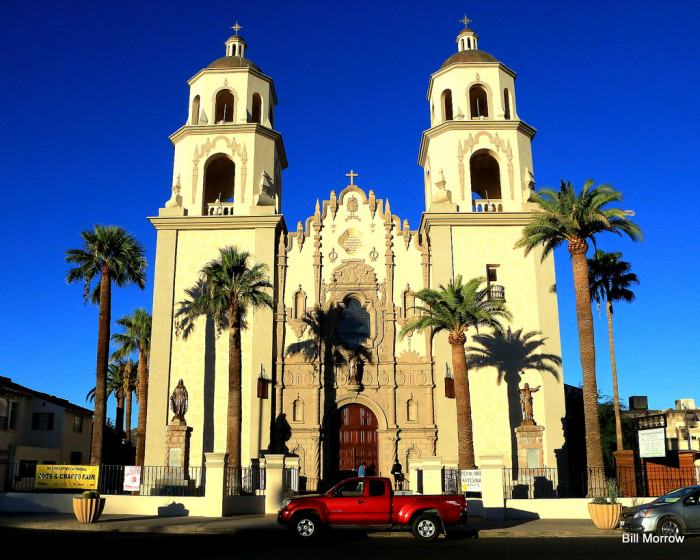 12. Saint Augustine Cathedral, Tucson
