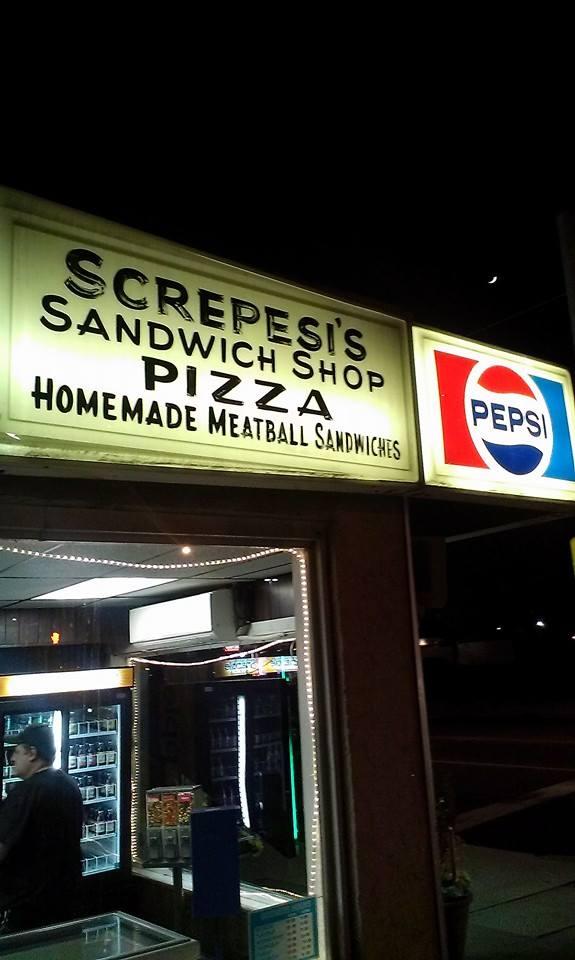 8. Screpesi's Sandwich Shop, Reading