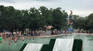 You HAVE To Check Out This Crazy Awesome Water Slide In Texas This Summer