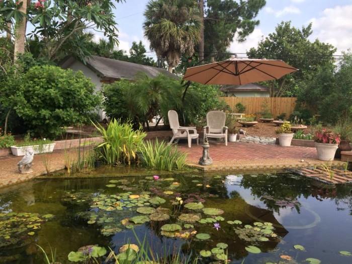 12. Mounts Botanical Garden