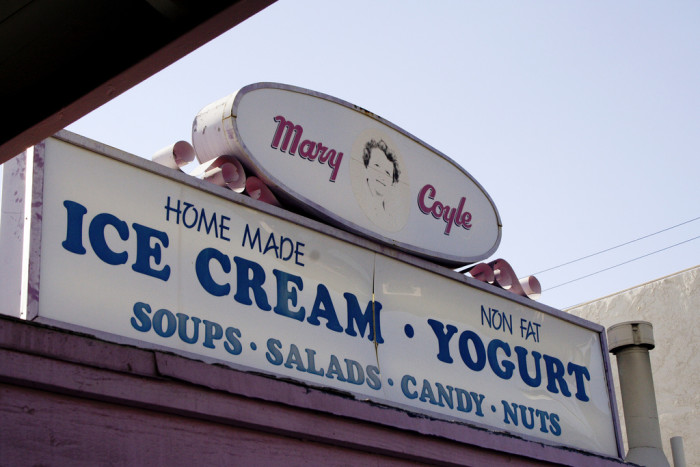 Honorable Mention, Mary Coyle Ol' Fashioned Ice Cream