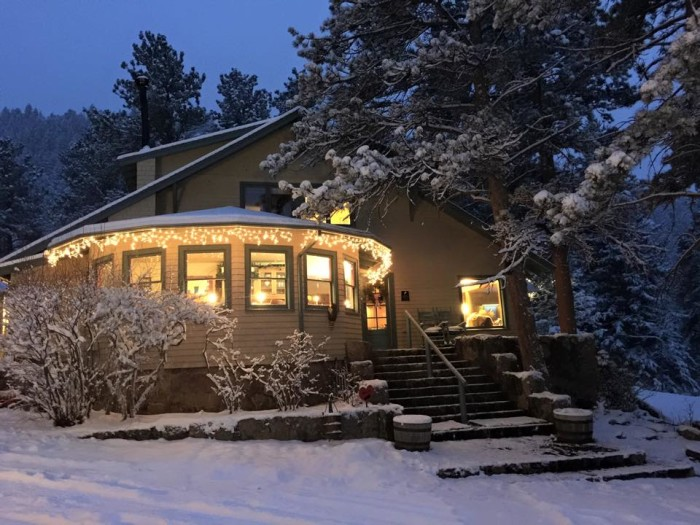 6.) Weekend at a scenic riverside B&B