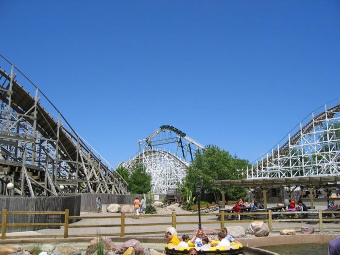 10. Go on a thrill ride at Adventureland