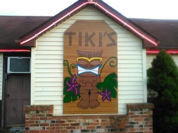 10. Tiki's Pub and Grub, Inwood, W.Va.