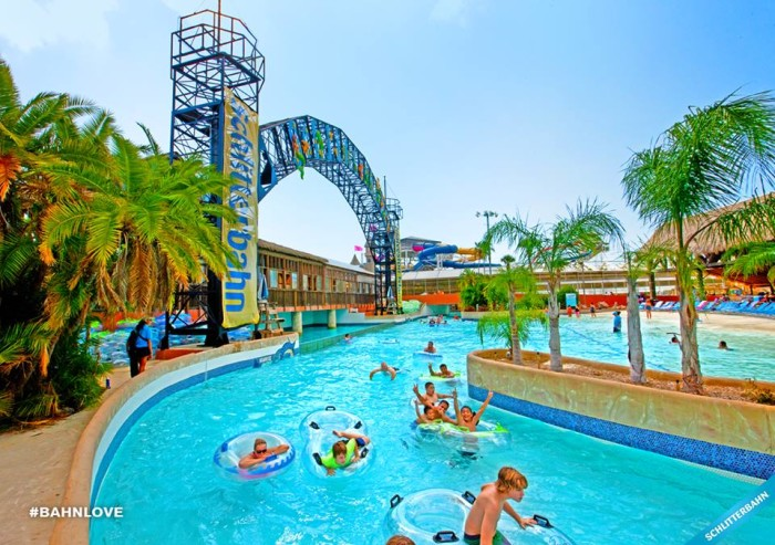 15 Of The Best Waterparks In Texas