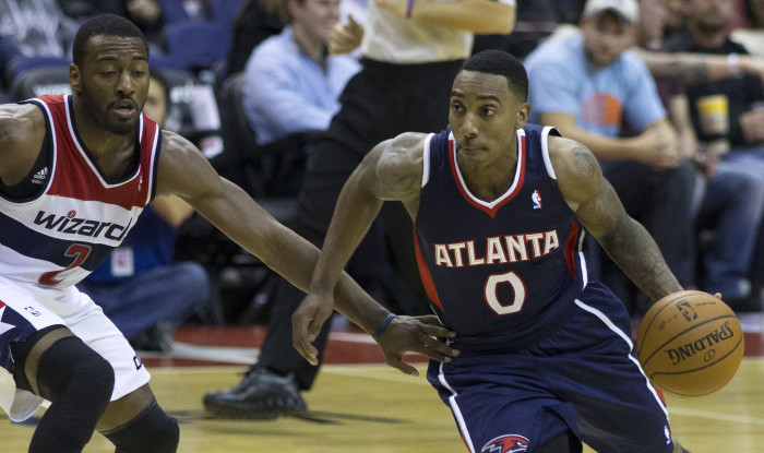 You Have to Support the Atlanta Hawks Too!