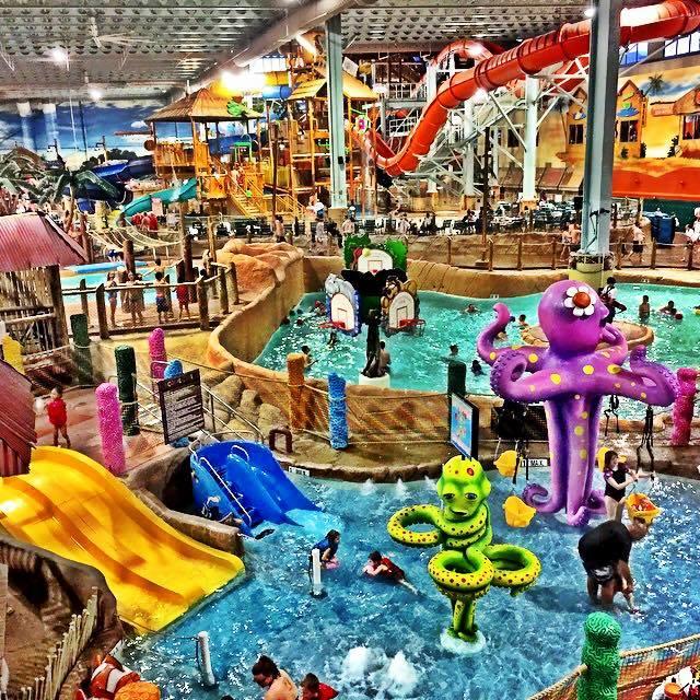 Indoor Water Parks In Pennsylvania 68