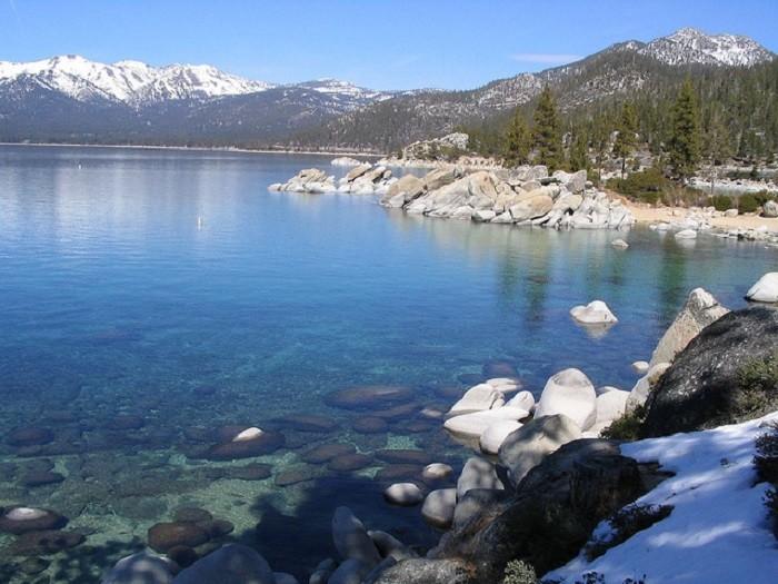 2. Sand Harbor at Lake Tahoe