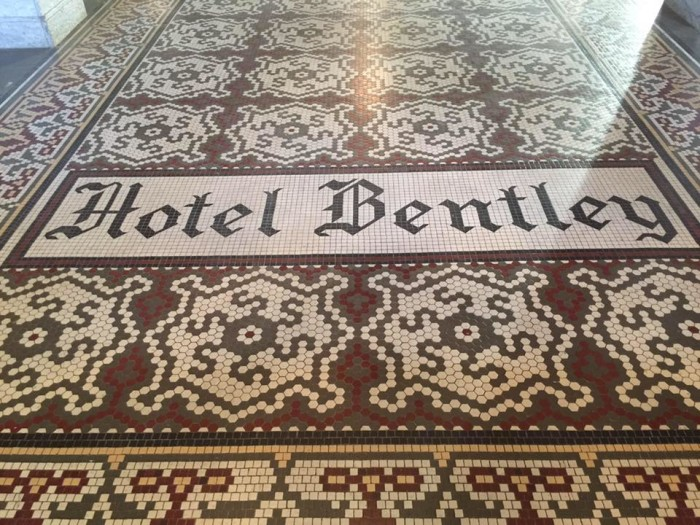 3) Hotel Bentley, Alexandria, LA